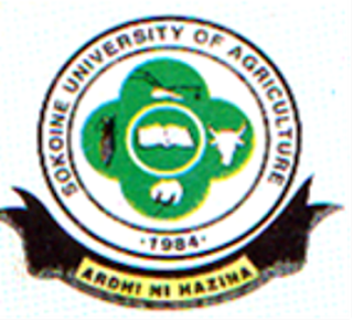 AT SOKOINE UNIVERSITY OF AGRICULTURE FOR ACADEMIC YEAR 2013/2014