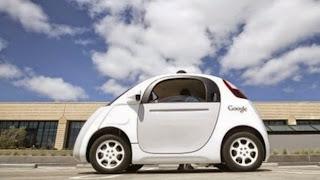 google insansız arabası