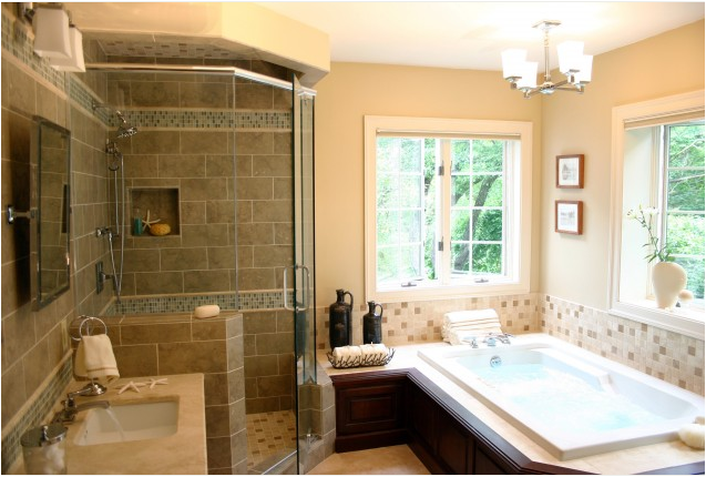 Traditional bathroom design ideas home decorating ideas for Traditional bathroom designs
