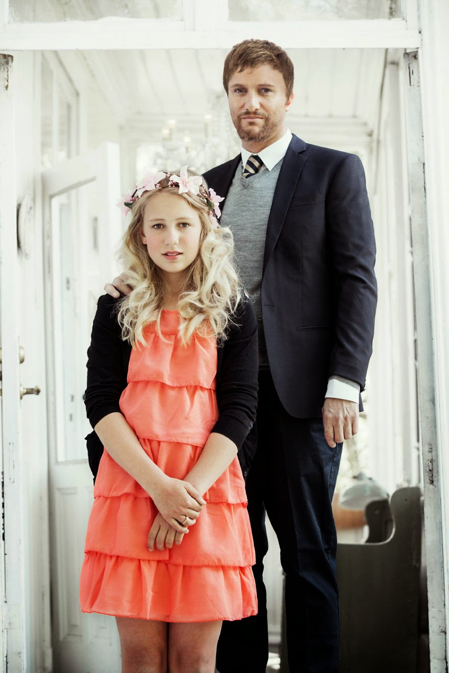 12 Years old Norwegian Girl Married to 37 Year Old Man