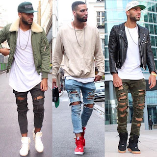 Guys With Swag Overdose - Style Up With Kim
