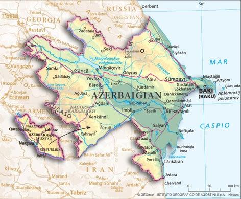 Quanti abitanti ci sono in azerbaigi n censimento della for Quanti senatori ci sono in italia