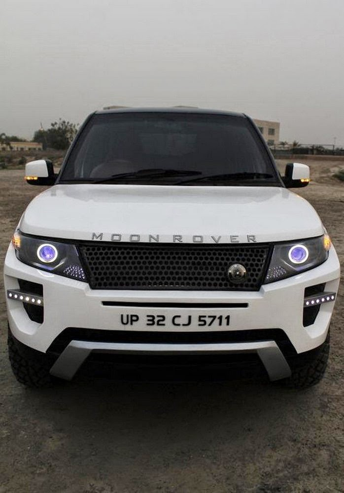 Gadget Lite: Moon Rover is the New Modified Tata Safari with Range ...