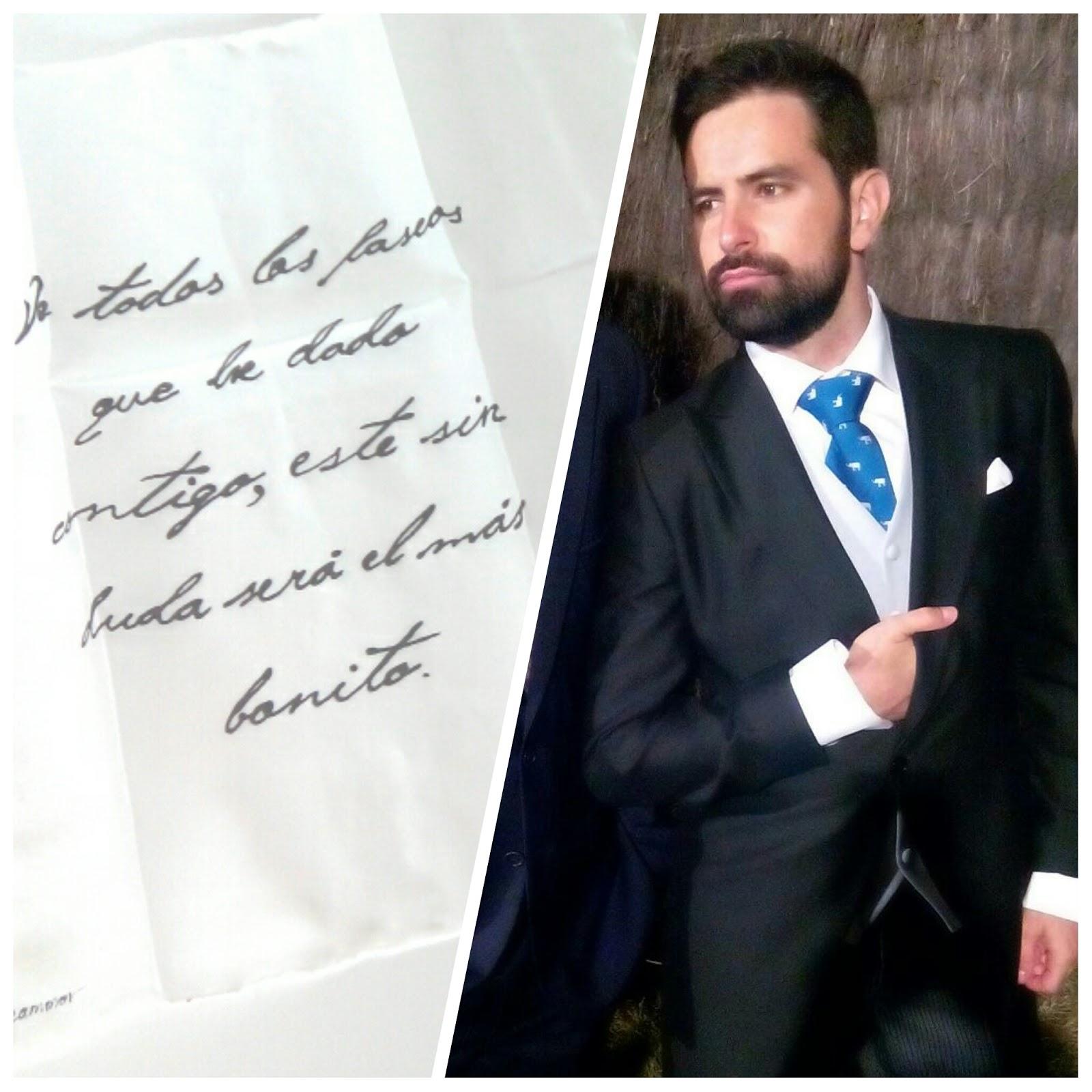 Dreammor  pañuelos de seda pintada personalizados para novios y ... 943d878c732c
