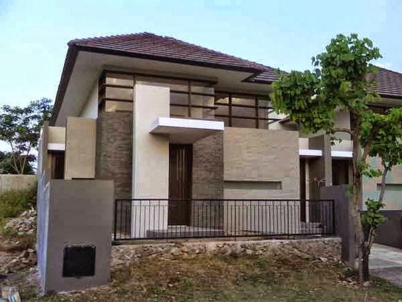 bentuk Rumah Minimalis terbaru