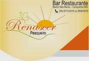Pesqueiro Renascer - Bar e Rest.
