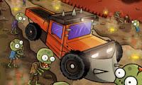 لعبة شاحنة تدمير الزومبي