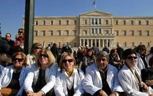 7,500 Doctors Left Greece in Six Years, Serious Problems in Healthcare System