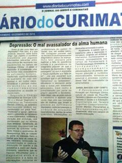 Depresão: O mal avassalador da alma humana