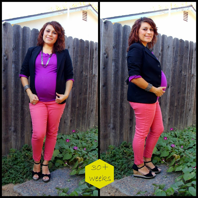Maternity looks, Maternity clothes, Maternity outfits, Thrifted maternity, Dressing your bump, Inexpensive maternity, 30 weeks