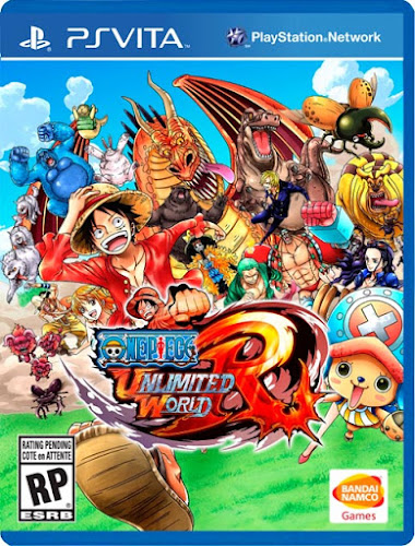 Download One Piece Unlimited World Red (PSVITA VPK)
