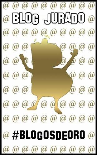 Jurado de los Blogos de Oro