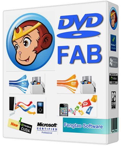 DVDFab version 8.1.8.5 Portable