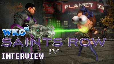 Saints Row IV - Senior Producer Jim Boone Interview