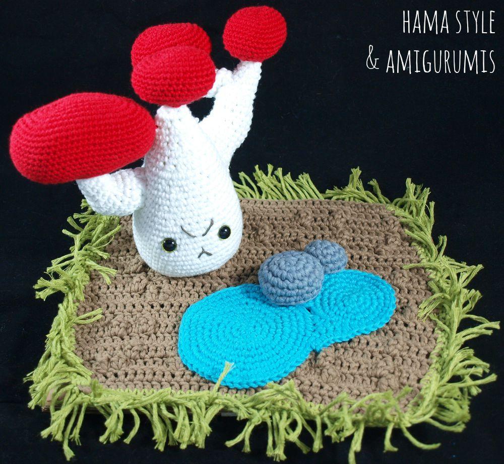 Marta Ruso Crochet Creativo: #ElFrikireto - Juego de Tronos - Árbol ...