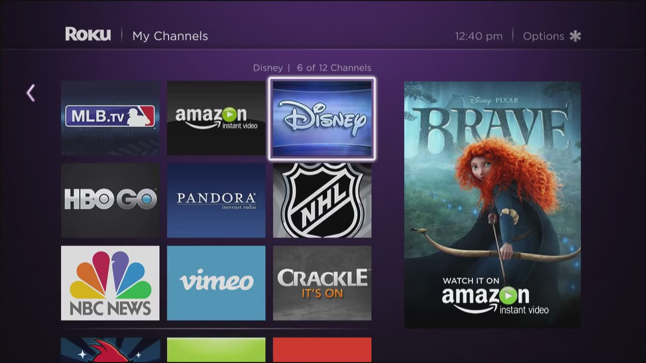 Uk roku channels uk roku private channel my channels alternative home screen organizer Home tv channel