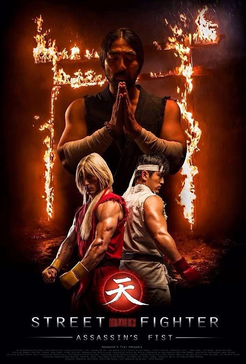 STREET FIGHTER ASSASSIN'S FIST 2014 HDRip tainies online oipeirates