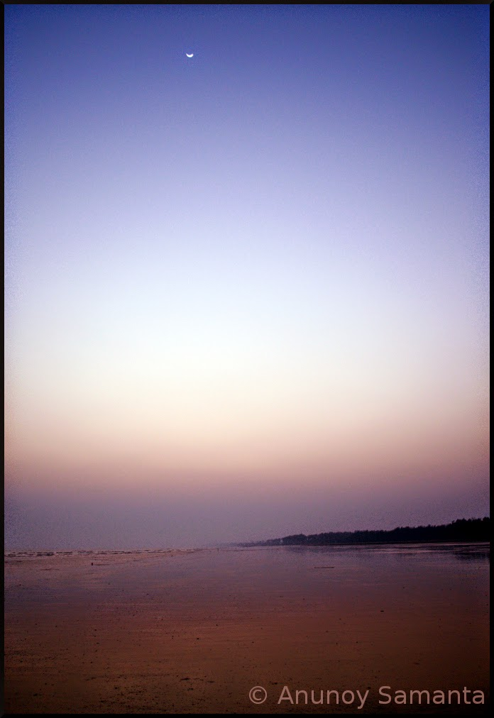Glimpses of Tajpur Beach