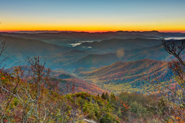 Smoky Mountains, North Carolina/Tennessee