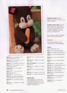 Magazine Love of Crochet - Spring 2013
