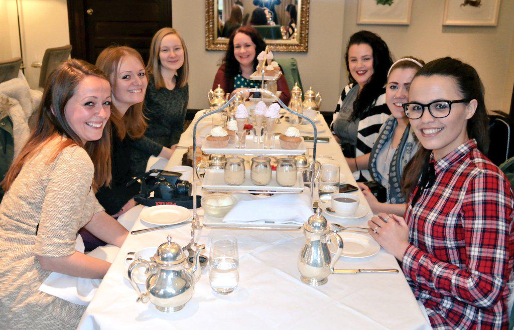 Cedar Court Grand Hotel, York - Afternoon Tea Review