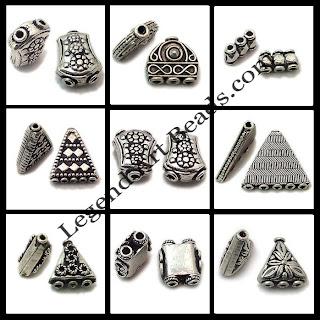 Beautiful Designed Multi Hole Beads