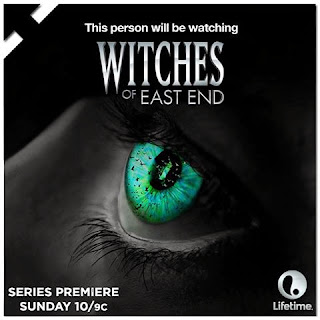 Witches of East End premieres on Lifetime October 6, 2013