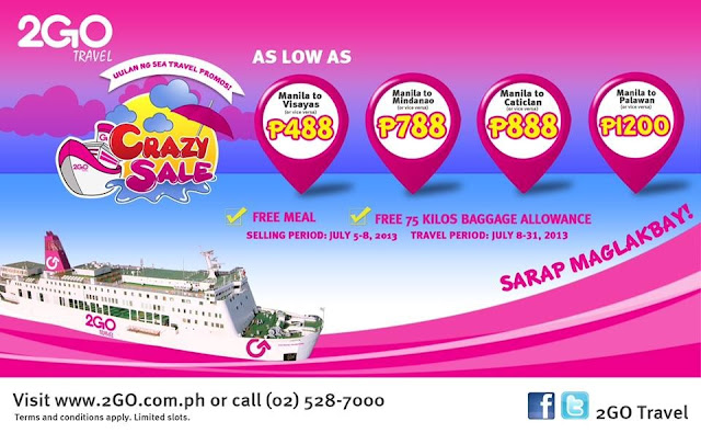 Superferry promo