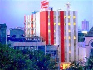 Hotel Murah Dekat Stasiun Gambir - Tune Hotel Pasar Baru