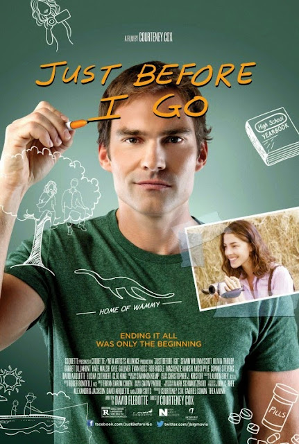 Just Before I Go (2014) ταινιες online seires xrysoi greek subs