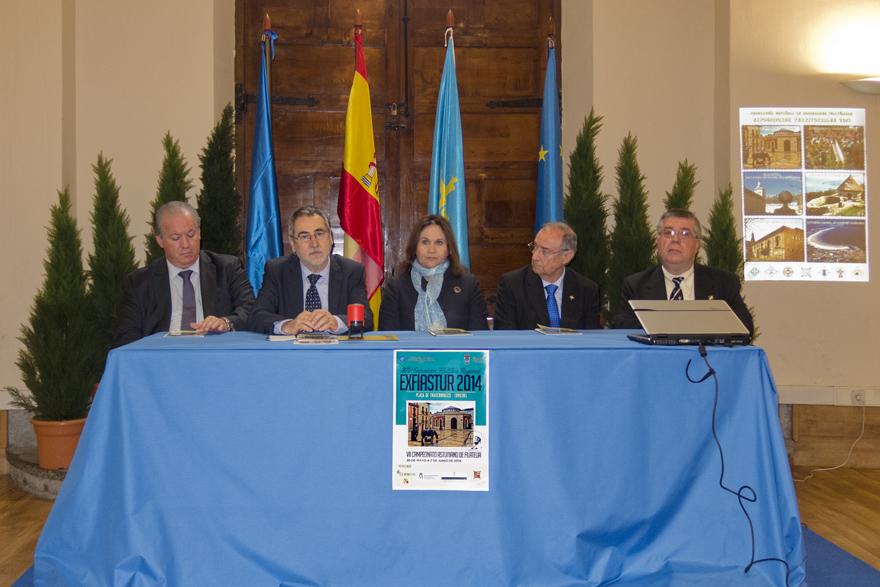 Trascorrales, EXFIASTUR 2014
