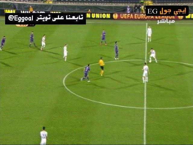اهداف مباراة فيورنتينا و توتنهام هوتسبير   الدورى الاوربى    Fiorentina vs Tottenham صلاح يحرز الثانى