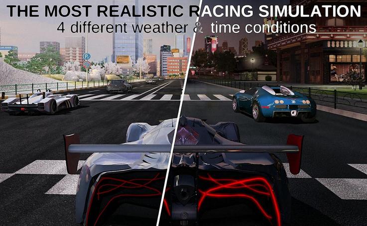 GT Racing 2: The Real Car Exp - Game Balap Mobil Android Terbaik