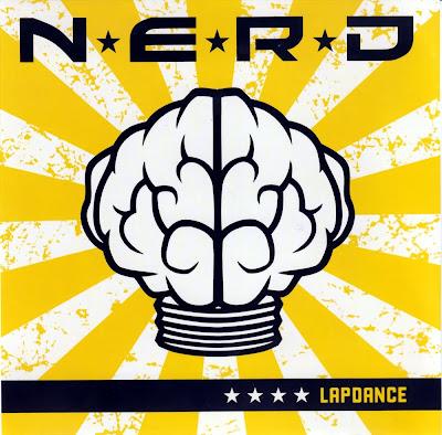 N*E*R*D Feat. Lee Harvey - Lapdance-Promo-CDS-2001