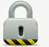 How to password protect a blog