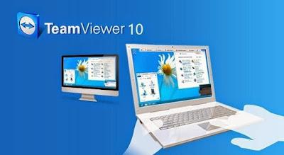 TeamViewer 10 Premium Terbaru Build 42650 Gratis
