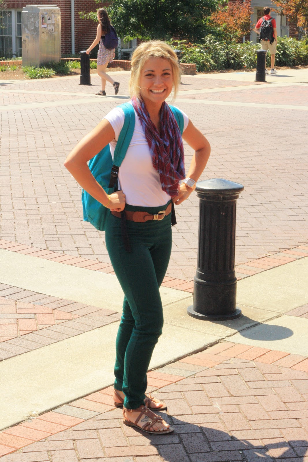 Green jeans 5