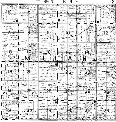 Dekalb County Plat Map on