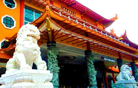 Maha Vihara Adhi Maitreya Sumatera Utara