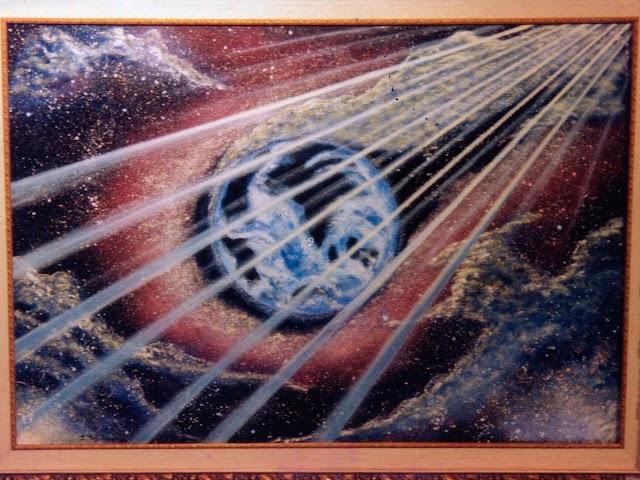 Expresión Artística de la Evolución Cuántica 2012: Isabel Solchaga Echarte