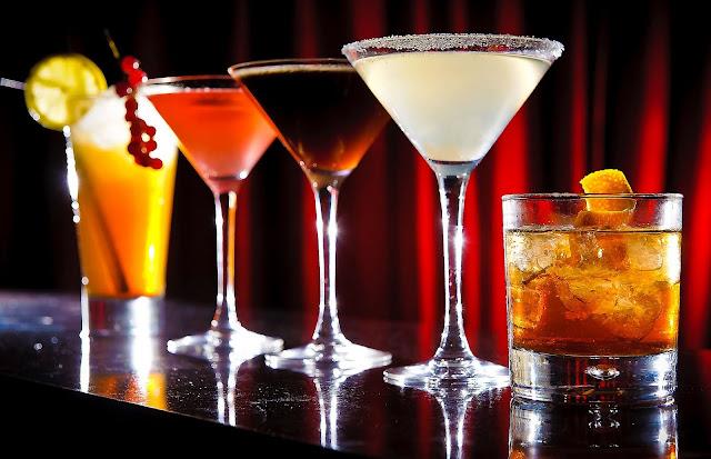 Aprenda a fazer 5 drinks famosos para sua festa - Amando Cozinhar ...