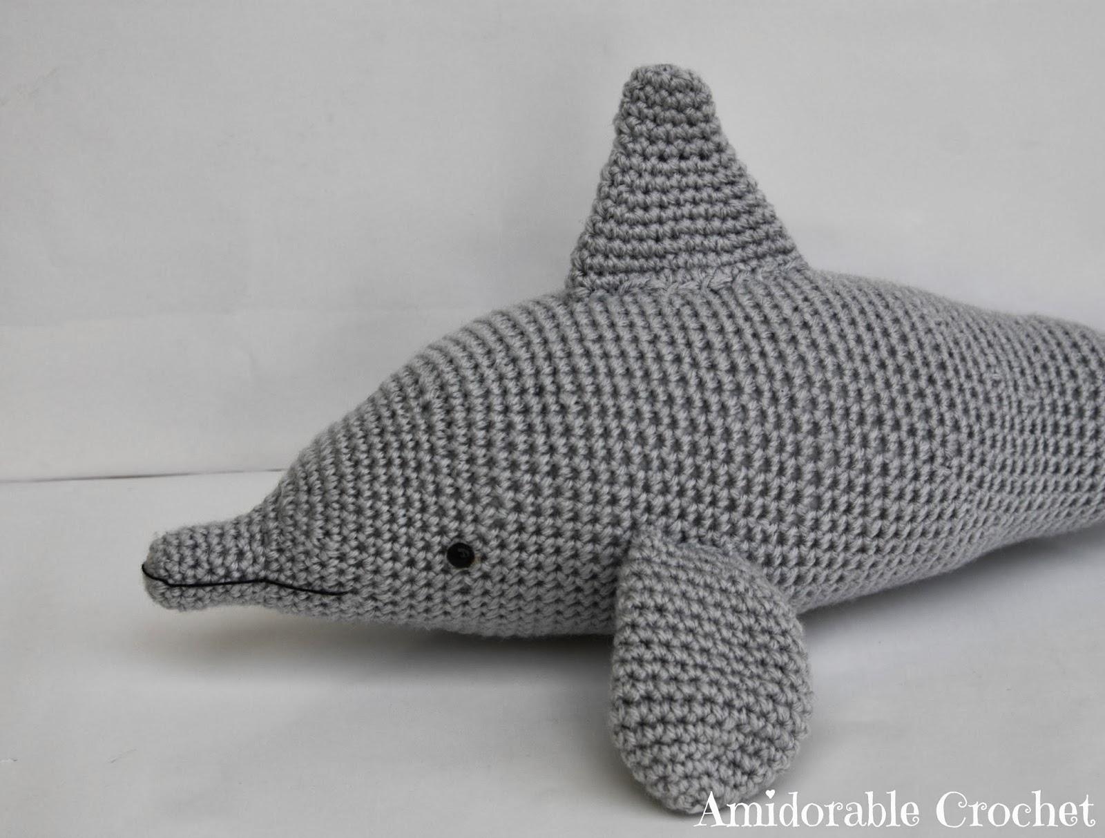 A[mi]dorable Crochet: Dolphin Pattern