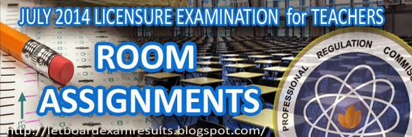 Licensure Examination for Teachers