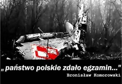 Państwo polskie zdało egzamin