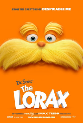 Watch Dr. Seuss' The Lorax 2012 Hollywood Movie Online | Dr. Seuss' The Lorax 2012 Hollywood Movie Poster