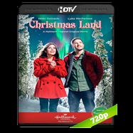 Christmas Land (2015) HDTV 720p Audio Dual Latino-Ingles