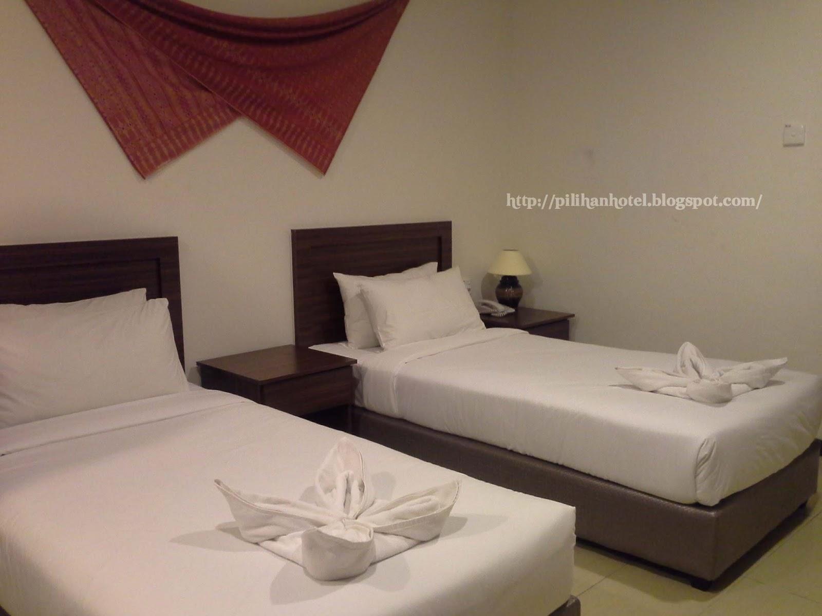 Hotel Review De Palma Waterfront Kuching