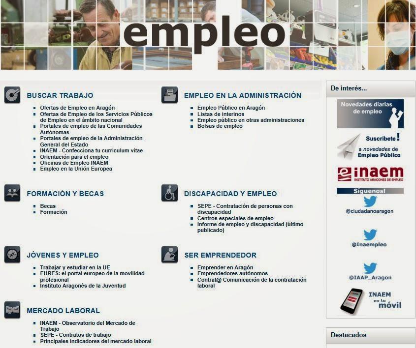 http://www.aragon.es/Temas/Empleo_