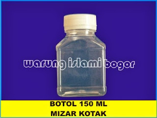 Botol MIZAR PET 150 ml