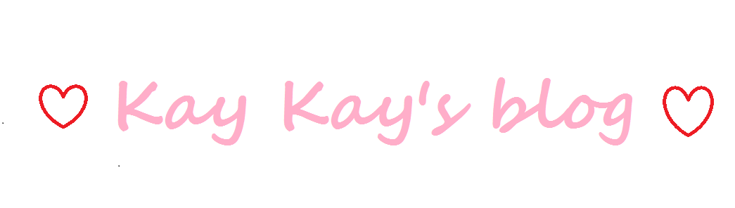 kay Kay's Blog